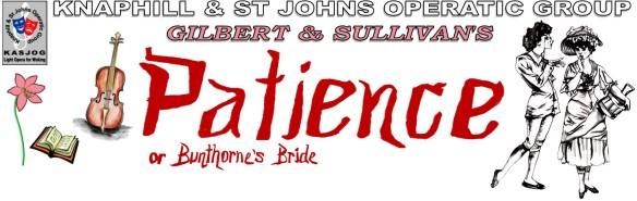 Patience Theatre Logo